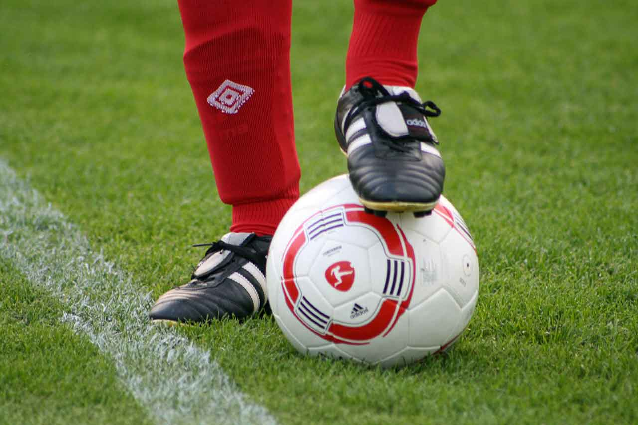 Stutzen Fußball Fußballschuhe