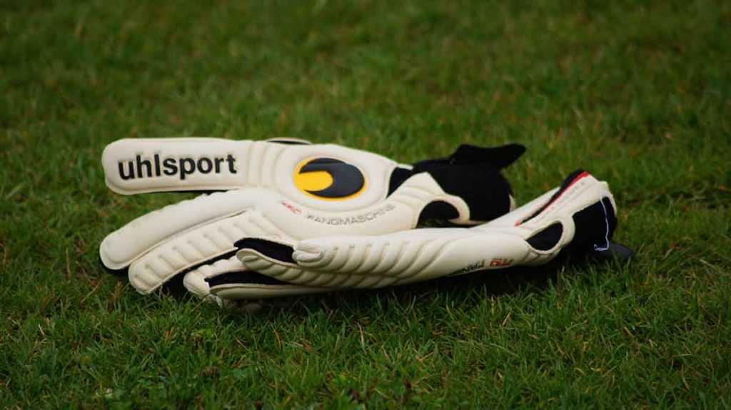 Torwart Handschuhe Soccer Fussball Fussballschuhe Torwarthose 1