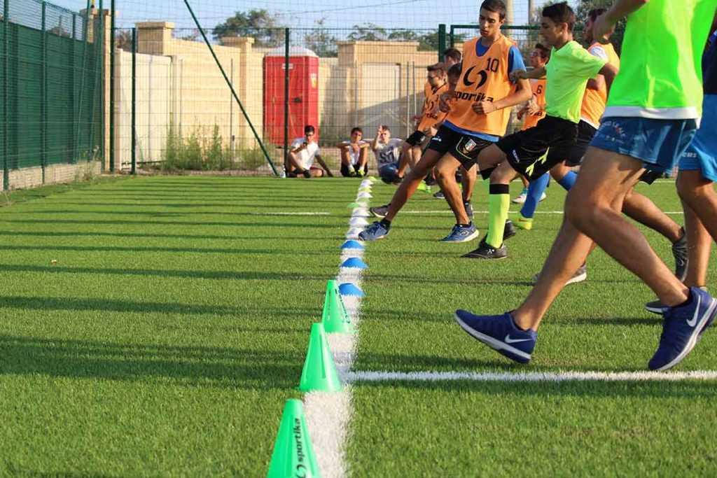 Trainingsplanung Fußball