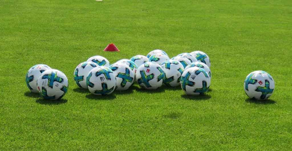 Trainingsplanung Fussball Training 3