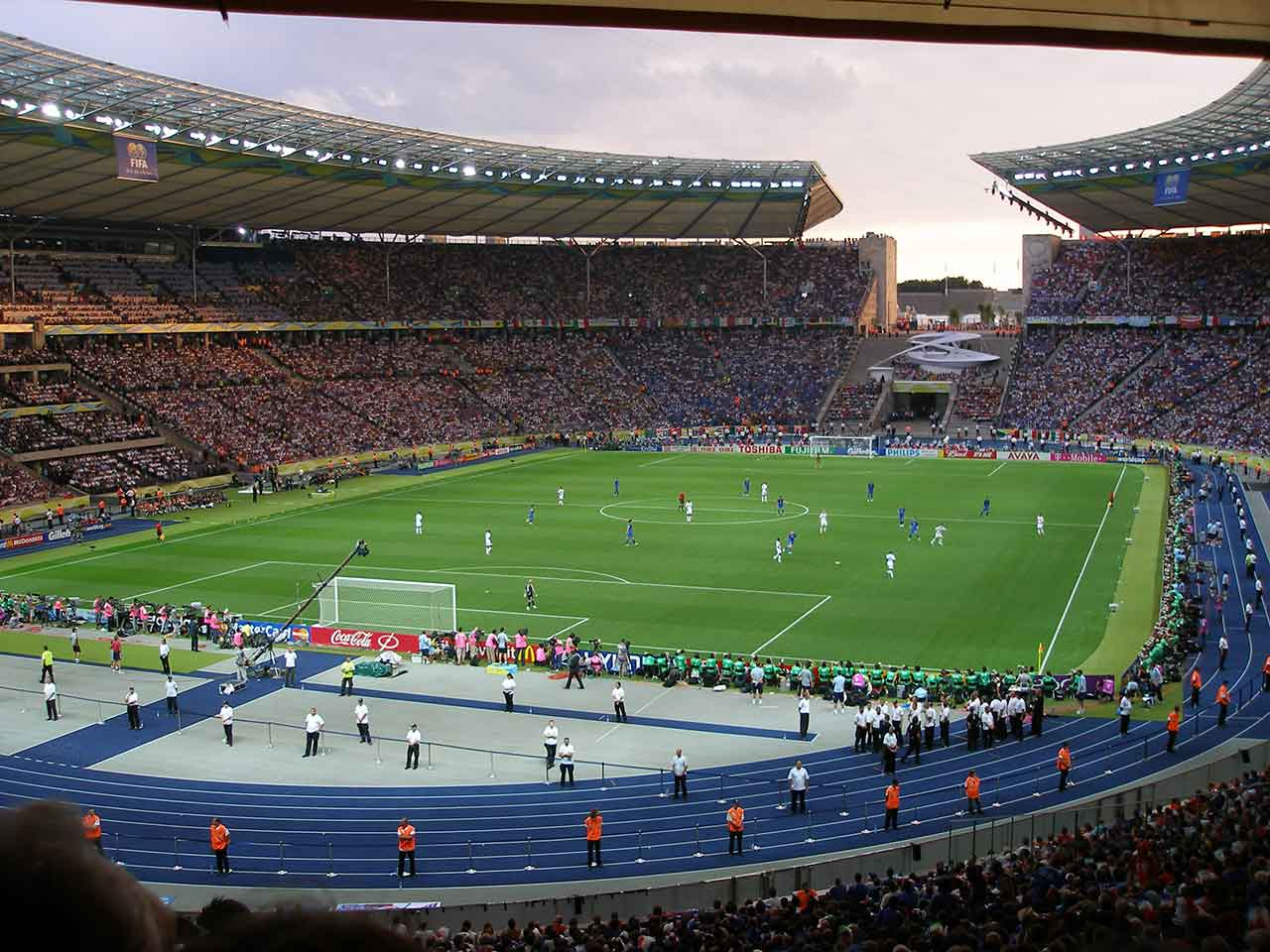 Weltmeisterschaft Deutsche Meisterschaft Fußball